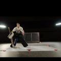 Slideboard G1 - Goaltender Model